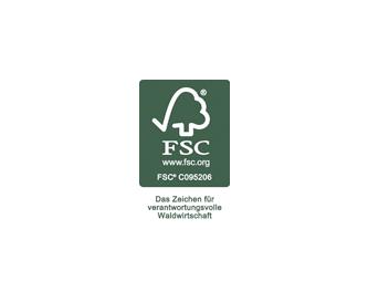 FSC-Zertifizierung für Filterpapier aus verantwortungsvollen Quellen